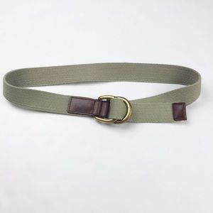 Patagonia Double D-Ring Cotton Belt